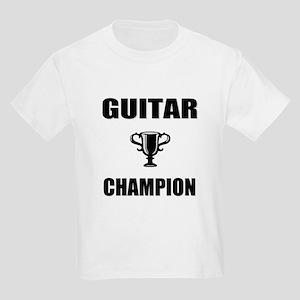 guitar champ Kids Light T-Shirt