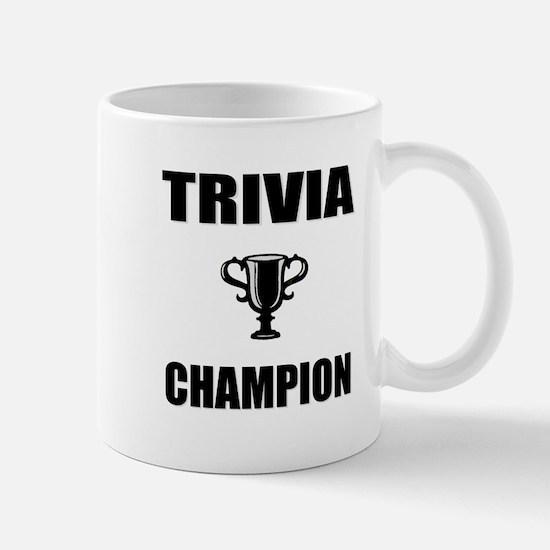 trivia champ Mug