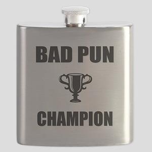 bad pun champ Flask