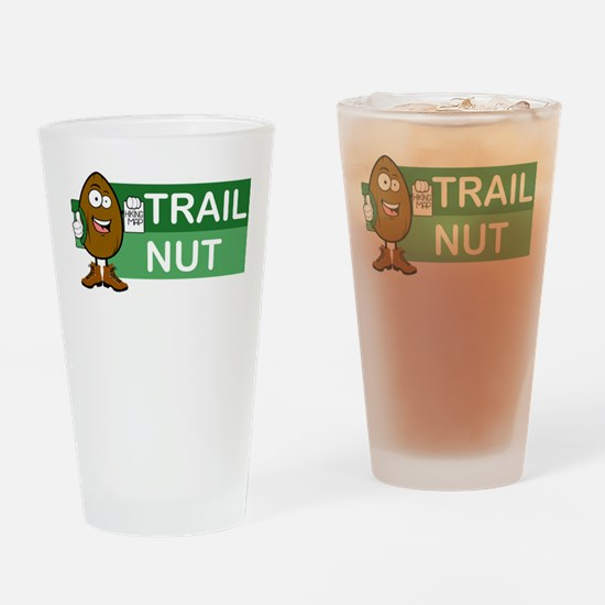 Trail Nut Drinking Glass