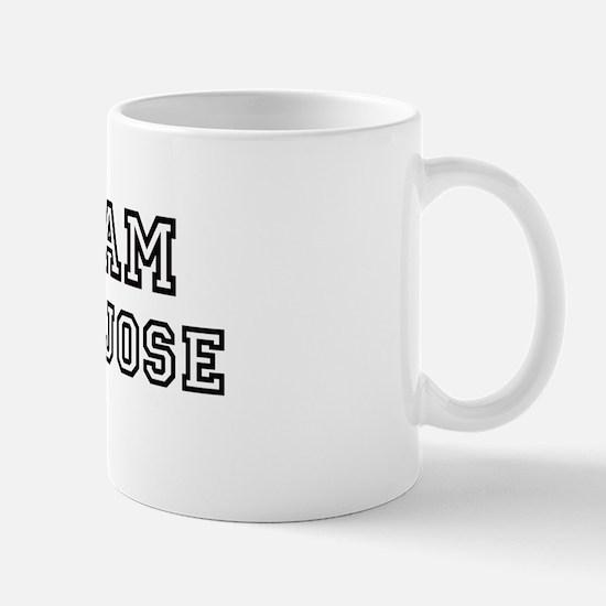 Team San Jose Mug