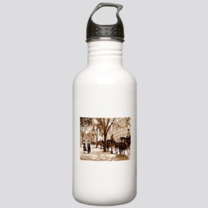 New York Vintage Stainless Water Bottle 1.0L