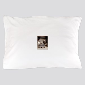 The Phonograph Pillow Case