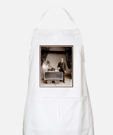 The Phonograph Apron