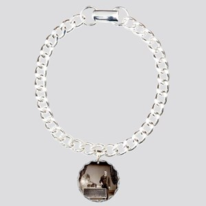 The Phonograph Charm Bracelet, One Charm