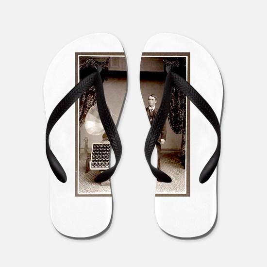 The Phonograph Flip Flops