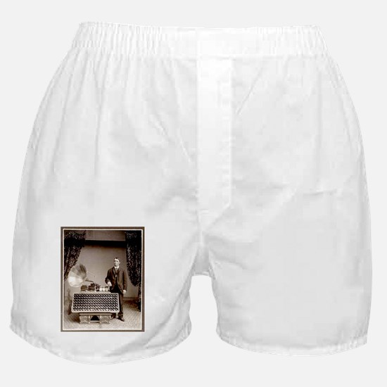 The Phonograph Boxer Shorts