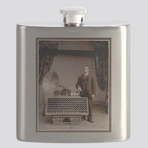 The Phonograph Flask