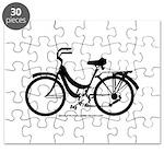 Bike Design Sans Basket Puzzle