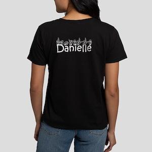 Proud Teacher/Danielle Women's Dark T-Shirt
