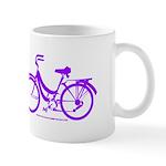 Purple Bike - Awesome! Mug