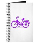 Purple Bike - Awesome! Journal