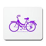 Purple Bike - Awesome! Mousepad