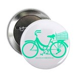 Cycling Cyclists - Teal Bike 2.25