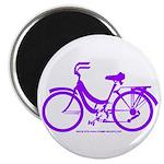 Purple Bike - Awesome! Magnet