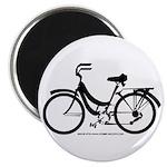 Bike Design Sans Basket Magnet