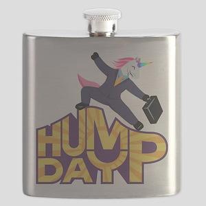Emoji Hump Day Flask