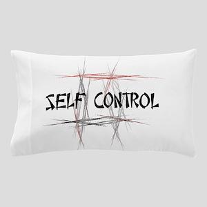 Martial Arts Self Control Pillow Case
