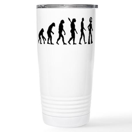 Evolution Robot Stainless Steel Travel Mug