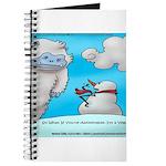 Vegam Snowman Journal