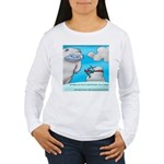 Vegam Snowman Women's Long Sleeve T-Shirt