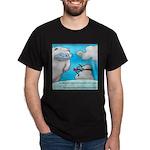 Vegam Snowman Dark T-Shirt