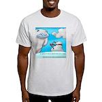 Vegam Snowman Light T-Shirt