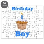 Birthday Boy shirt Puzzle
