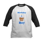 Birthday Boy shirt Kids Baseball Jersey