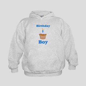 Birthday Boy shirt Kids Hoodie