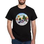 TakeOff-Crested #9 Dark T-Shirt