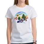 TakeOff-Crested #9 Women's T-Shirt
