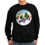 TakeOff-Crested #9 Sweatshirt (dark)