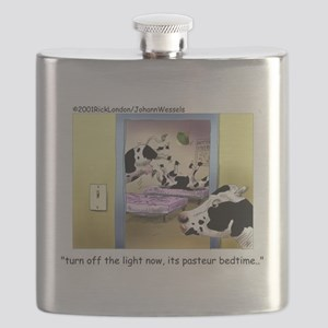Pasteur Bedtime 4 Baby Cows Flask