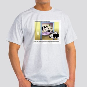 Pasteur Bedtime 4 Baby Cows Light T-Shirt