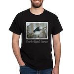 Dark-Eyed Junco Watercolor Dark T-Shirt