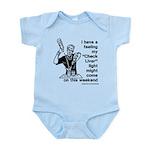 Check Liver - M Infant Bodysuit
