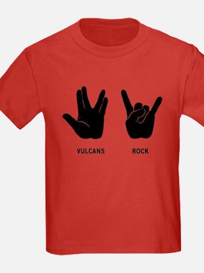Vulcans Rock T