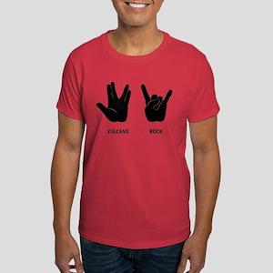 Vulcans Rock Dark T-Shirt