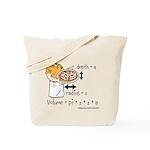 Pizza Volume Tote Bag