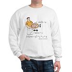 Pizza Volume Sweatshirt