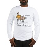 Pizza Volume Long Sleeve T-Shirt