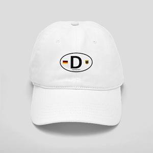 Germany Euro Oval Cap