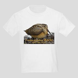 Kids Light Timberdoodle T-Shirt