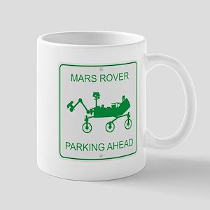 Mars Rover Parking Mug