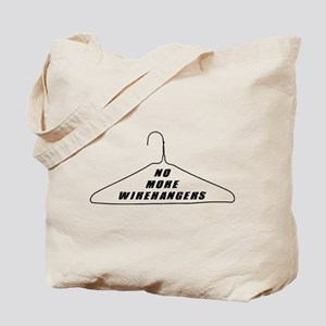No More Wirehangers Tote Bag