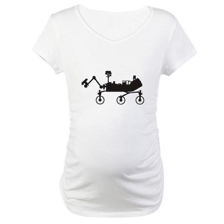 Mars Science Laboratory Maternity T-Shirt