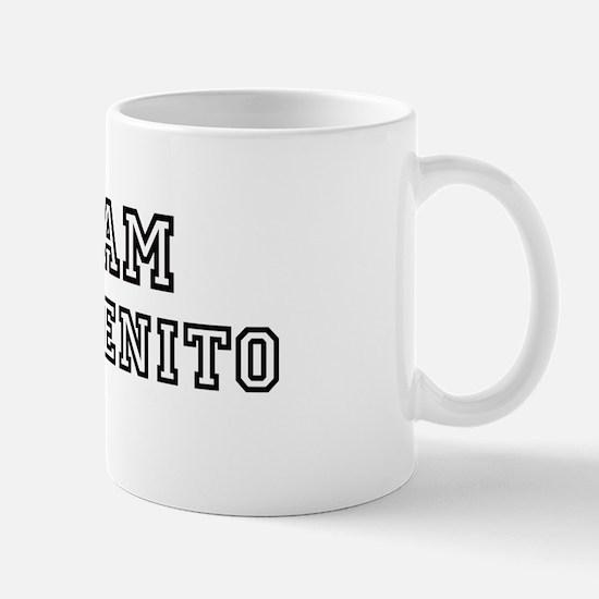 Team San Benito Mug