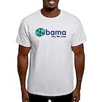 ObamaYesWeCan Light T-Shirt