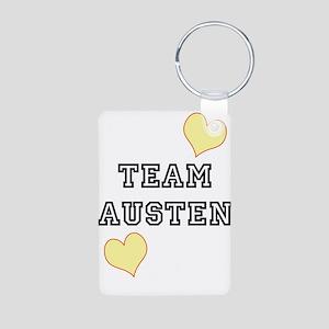Team Austen Keychain
